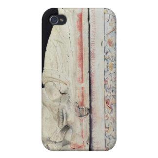 Sarcófago, Etruscan iPhone 4/4S Carcasa