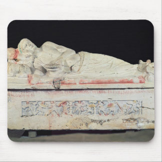 Sarcófago Etruscan Tapetes De Ratón