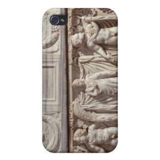 Sarcófago que representa el difunto iPhone 4 protector