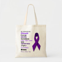 Sarcoidosis Awareness and Inspiration Tote Bag