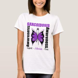 Sarcoidosis Awareness Butterfly T-Shirt