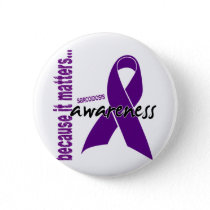 Sarcoidosis Awareness Pinback Button