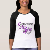 Sarcoidosis BUTTERFLY 3.1 T-Shirt