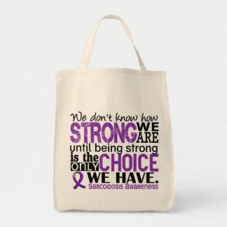 Sarcoidosis cómo es fuerte somos
