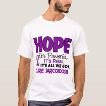 Sarcoidosis HOPE 1 T-Shirt
