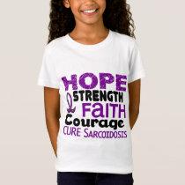 Sarcoidosis HOPE 3 T-Shirt