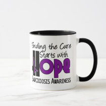 Sarcoidosis HOPE 4 Mug