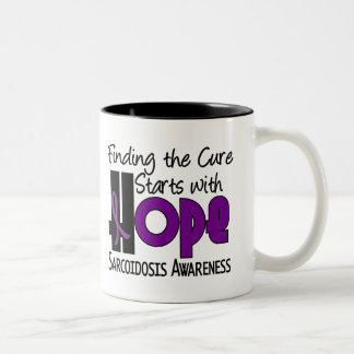 Sarcoidosis HOPE 4 Mug