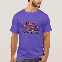 Sarcoidosis Hot Rod Truck Shirt