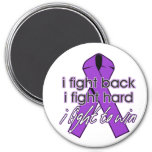 Sarcoidosis I Fight Back Refrigerator Magnets