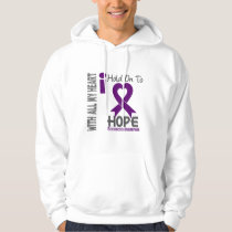 Sarcoidosis I Hold On To Hope Hoodie