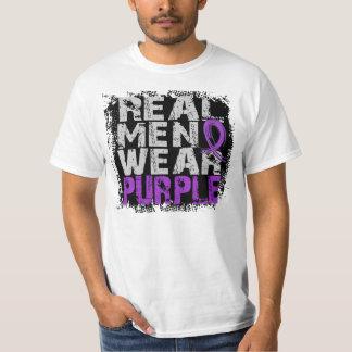 Sarcoidosis Real Men Wear Purple T-Shirt