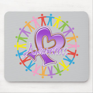 Sarcoidosis Unite in Awareness Mouse Pad