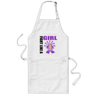 Sarcoidosis Victory Fight Like A Girl Long Apron
