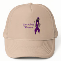 Sarcoidosis Warrior Hat