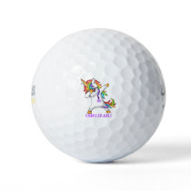 SARCOIDOSIS Warrior Unbreakable Golf Balls