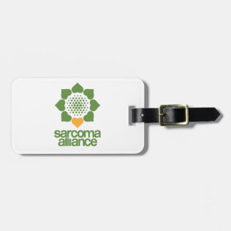 Sarcoma Alliance Bag Tag
