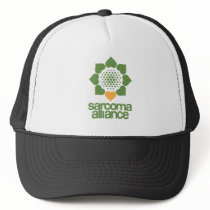Sarcoma Alliance Trucker Hat