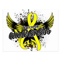 Sarcoma Awareness 16 Postcard