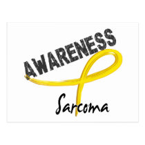 Sarcoma Awareness 3 Postcard