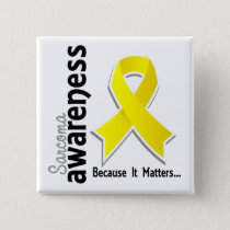 Sarcoma Awareness 5 Button