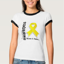 Sarcoma Awareness 5 T-Shirt