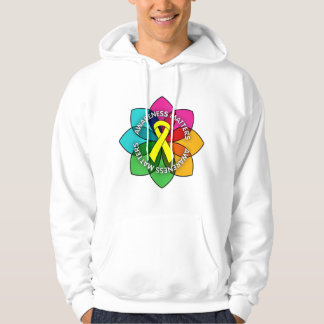 Sarcoma Awareness Matters Petals Sweatshirt