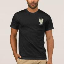 Sarcoma Awareness Ribbon Angel Custom Shirts