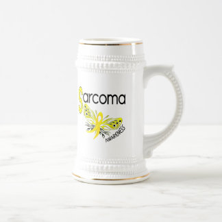 Sarcoma BUTTERFLY 3.1 Beer Stein