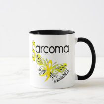 Sarcoma BUTTERFLY 3.1 Mug
