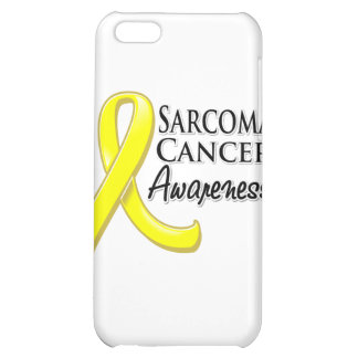 Sarcoma Cancer Awareness Ribbon Cover For iPhone 5C