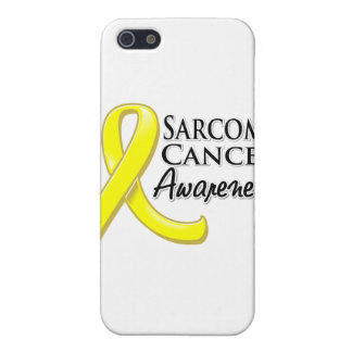 Sarcoma Cancer Awareness Ribbon Cases For iPhone 5