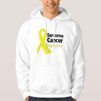 Sarcoma Cancer Awareness Ribbon Pullover