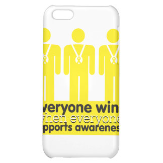Sarcoma Cancer Everyone Wins With Awareness iPhone 5C Covers