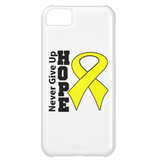 Sarcoma Cancer Hope Never Give Up Case For iPhone 5C