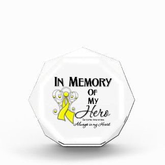 Sarcoma Cancer In Memory of My Hero Awards