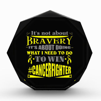 Sarcoma Cancer Not About Bravery Award