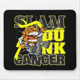 Sarcoma Cancer - Slam Dunk Cancer Mousepad