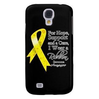 Sarcoma Cancer Support Hope Awareness Galaxy S4 Cover