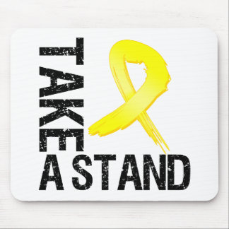 Sarcoma Cancer Take A Stand Mouse Pad