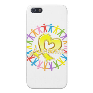 Sarcoma Cancer Unite in Awareness Case For iPhone 5
