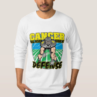 Sarcoma Cancer Will Never Break My Defense T Shirt