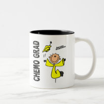 Sarcoma CHEMO GRAD 1 Two-Tone Coffee Mug
