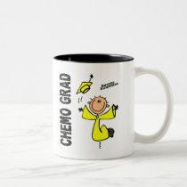 Sarcoma CHEMO GRAD 1 Two-Tone Coffee Mug