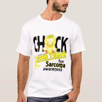 Sarcoma Chick Gone Yellow 2 T-Shirt
