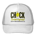 Sarcoma Chick Interrupted Mesh Hats