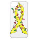 Sarcoma Christmas Lights Ribbon iPhone 5C Cover