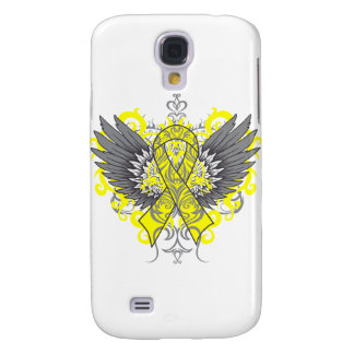 Sarcoma Cool Wings Galaxy S4 Case