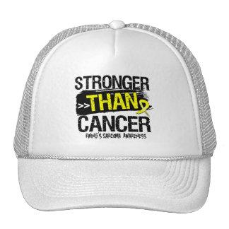 Sarcoma de Ewing - más fuerte que cáncer Gorros