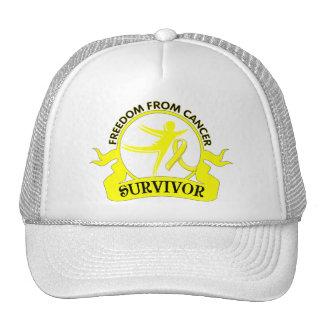 Sarcoma de Ewings - libertad del superviviente del Gorro